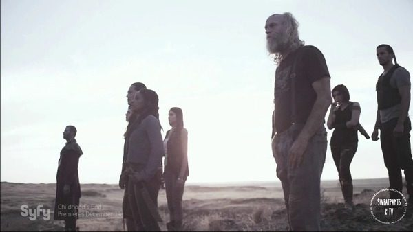 1 Z Nation Season Two Episode Ten S2E10 Grand Canyon Vasquez Addy Doc Warren Murphy