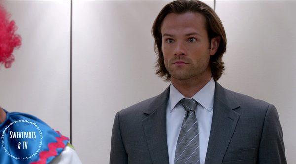 10b Supernatural Season Eleven Episode Seven SPN S11E7 Plush