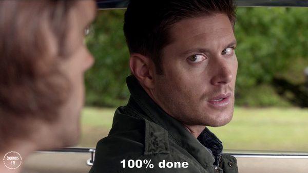 13 Supernatural Season Eleven Episode Five Thin Lizzie SPN S11E5 Dean Winchester Jensen Ackles Sam Jared Padalecki