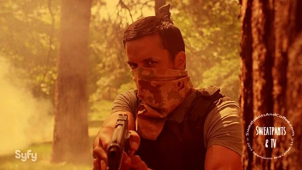 2 Z Nation Season Two Episode Eleven S2E11 Corporate Retreat Vasquez Matt Cedeno
