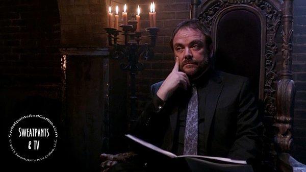 3 Supernatural SPN Season Eleven Episode Six S11E6 Our Little World