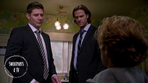 4 Supernatural SPN Season Eleven Episode Six S11E6 Our Little World