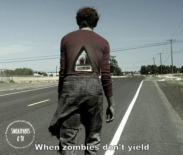 4 Z Nation Season Two Episode Nine S2E9 Rozwell Zombie Yield