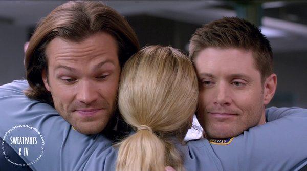 4b Supernatural Season Eleven Episode Seven SPN S11E7 Plush