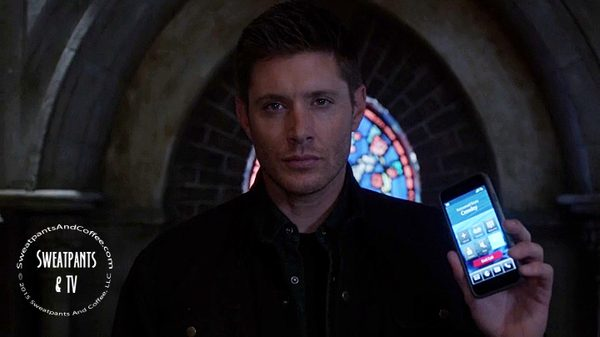 5 Supernatural SPN Season Eleven Episode Six S11E6 Our Little World