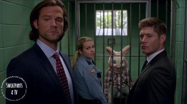 5b Supernatural Season Eleven Episode Seven SPN S11E7 Plush