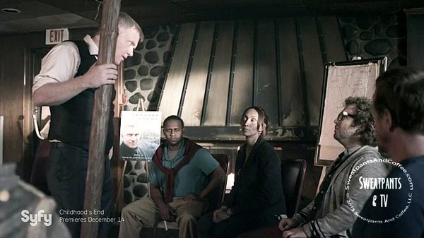 6 Z Nation Season Two Episode Eleven S2E11 Corporate Retreat Gideon Gould Anthony Michael Hall