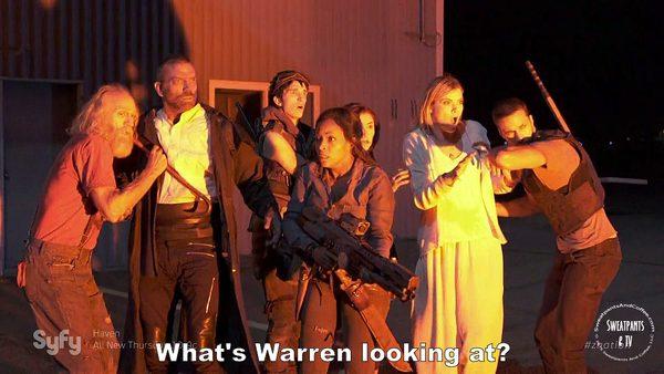 7 Z Nation Season Two Episode Nine S2E9 Rozwell Doc Addy 10K Warren Bernadette Vasquez Murphy