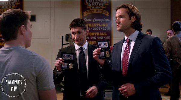 8b Supernatural Season Eleven Episode Seven SPN S11E7 Plush