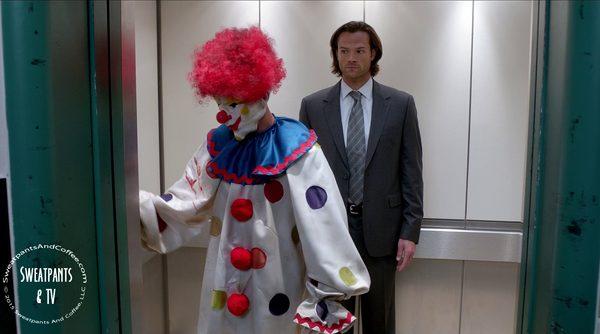 9b Supernatural Season Eleven Episode Seven SPN S11E7 Plush