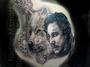 Amber - Jon Snow