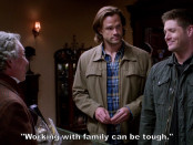 Featured Supernatural Season Eleven Episode Five Thin Lizzie SPN S11E5 Dean Winchester Jensen Ackles Sam Jared Padalecki
