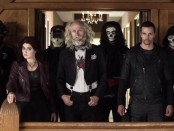 Featured Z Nation Season Two Episode Twelve S2E12 Party With the Zeros 10K Warren Doc Addy Vasquez