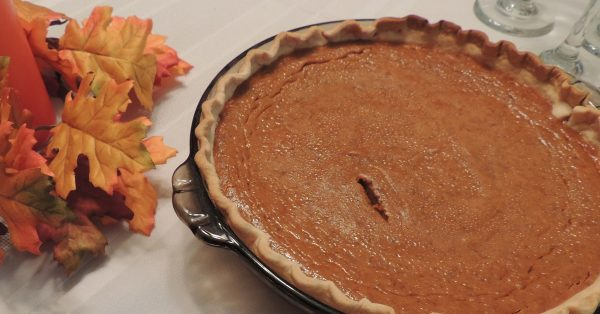 This could be your pie if you are very neat and fancy. But let's be real - it probably won't look like this staged picture.