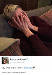 Seriously Shonda - Ellen Reaction
