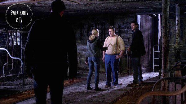 18 Supernatural SPN Season Eight Episode Eleven Just My Imagination