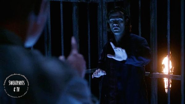 19 Supernatural SPN Season Eleven Episode Nine S11E9 O Brother Where Art Thou Sam Winchester Jared Padalecki Lucifer Mark Pellegrino