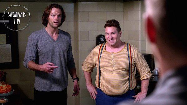 2 Supernatural SPN Season Eight Episode Eleven Just My Imagination