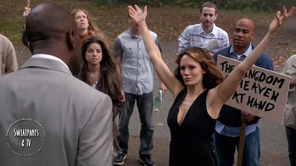 3 Supernatural SPN Season Eleven Episode Nine S11E9 O Brother Where Art Thou Amara Emily Swallow
