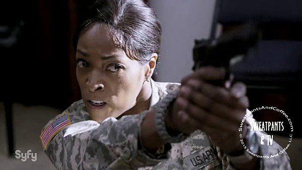 3 Z Nation Season Two Episode Fourteen S2E14 Day One Warren Kellita Smith