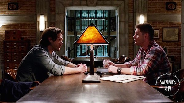 4 Supernatural SPN Season Eleven Episode Nine S11E9 O Brother Where Art Thou Sam Dean Winchester Jared Padalecki Jensen Ackles