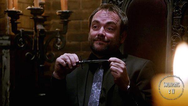 6 Supernatural SPN Season Eleven Episode Nine S11E9 O Brother Where Art Thou Crowley Mark Sheppard