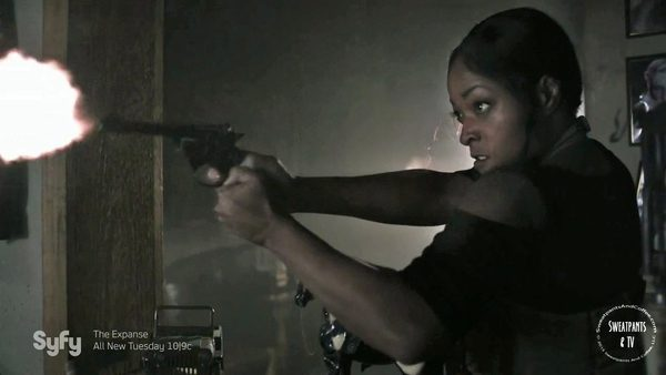 8 Z Nation Season Two Episode Fifteen S2E15 All Good Things Roberta Warren Kellita Smith