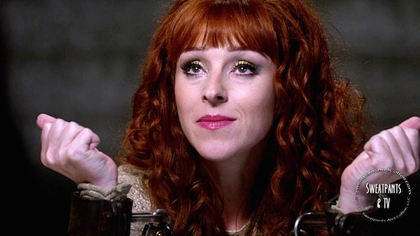 9 Supernatural SPN Season Eleven Episode Nine S11E9 O Brother Where Art Thou Rowena Ruth Connell