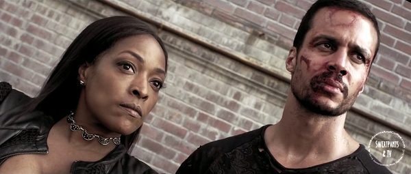 9 Z Nation Season Two Episode Thirteen S2E13 Adios Muchachos Kellita Smith Matt Cedeno Warren Vasquez