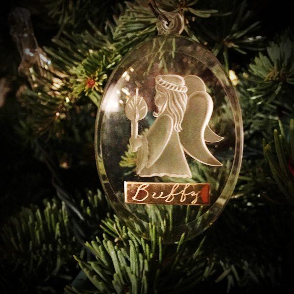 Barbara Sirois Doyle_Buffy ornament