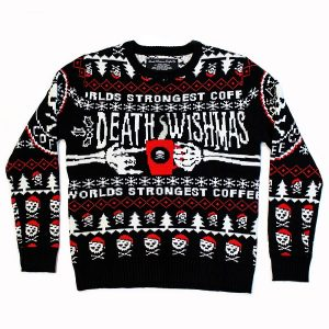Death Wish Ugly Sweater resize