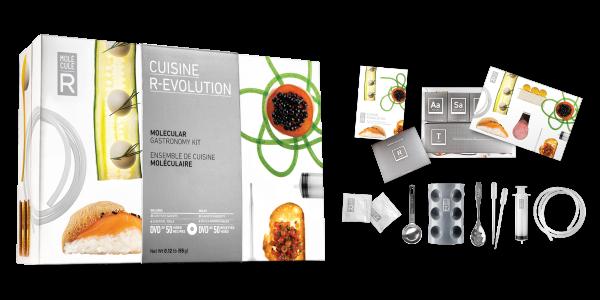Molecule R Cuisine R set