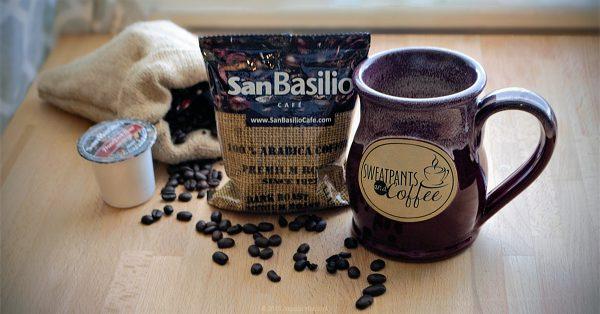 San Basilio Coffee review by Sweatpants & Coffee