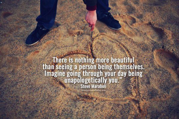 Steve Maraboli quote