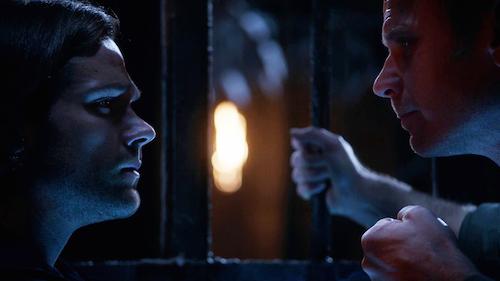 Αποτέλεσμα εικόνας για supernatural lucifer sam cage