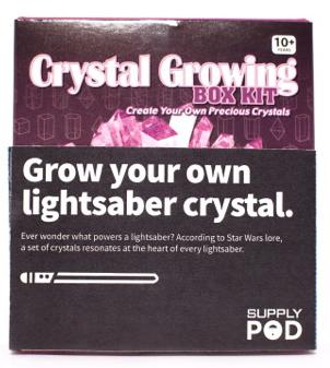 4-Supply Pod-Crystal Growing Kit