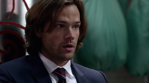 6 Supernatural Season Eleven Episode Eleven SPN S11E11 Into the Mystic Jared Padalecki Sam Winchester