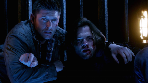 8 Supernatural SPN Season Eleven Episode Ten S11E10 The Devil in the Details Sam Dean Winchester Jensen Ackles Jared Padalecki