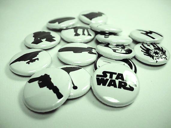 9-Supply Pod-Star Wars Pin