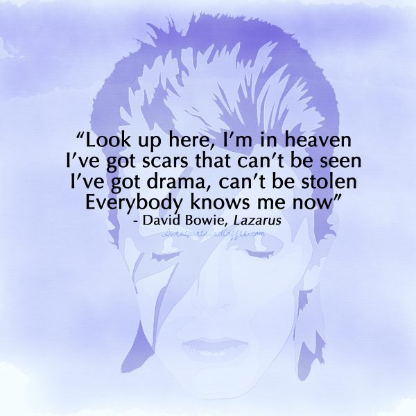 8 Beautiful Quotes From David Bowie