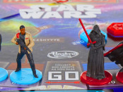 The Force Awakens monopoly set