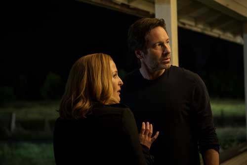 X-Files-Scully-Mulder
