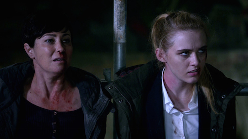9 Supernatural Season Eleven Episode Twelve SPN S11E12 Forget About Me Jody Mills Claire Novak Kim Rhodes Kathryn Love Newton