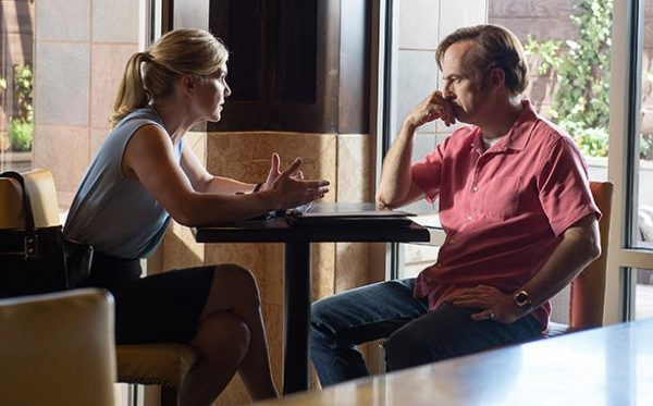 Better Call Saul - S2E1 - Saul&Kim
