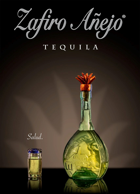 Zafiro Anejo Tequila