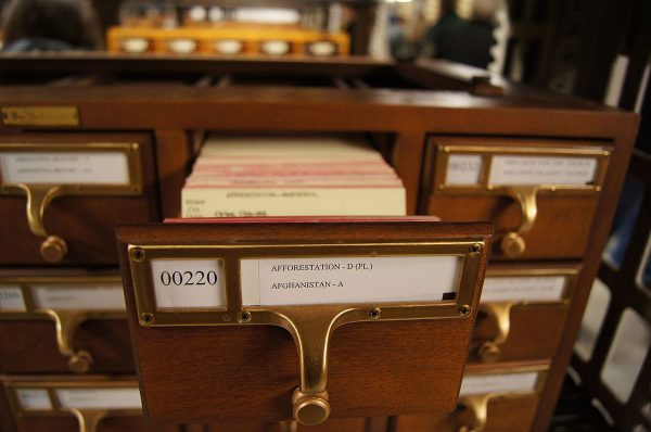 What We Love | 8 Reasons to Love Old School Libraries