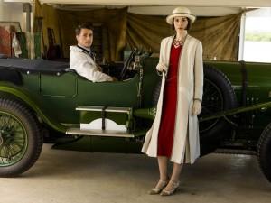 Mary & car guy