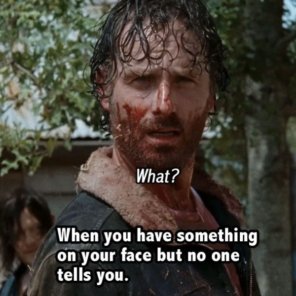 Rick-face