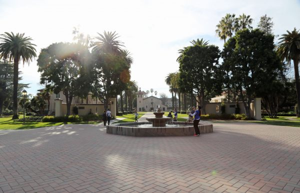 Santa-Clara-University-front-view