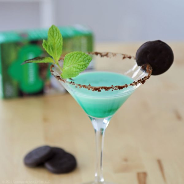Cocktail Corner | The Thin Mint-ini